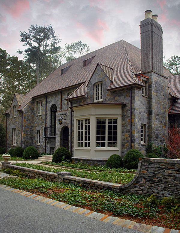 Bill litchfield designs the architecture of william b for Atlanta residential architects